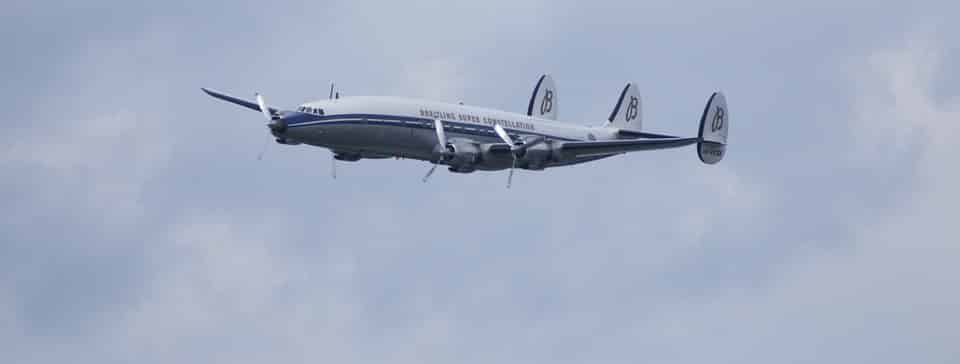 Le Lockheed Constellation, un avion inoubliable !