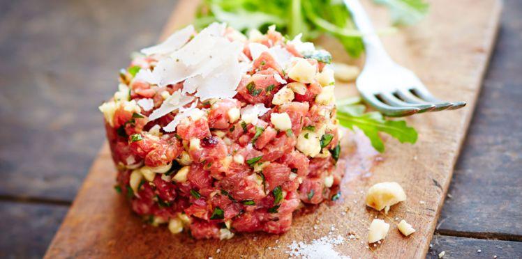 Savez-vous cuisiner la recette du tartare de bœuf?