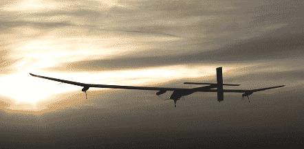 Le Solar Impulse: le premier avion solaireexiste !