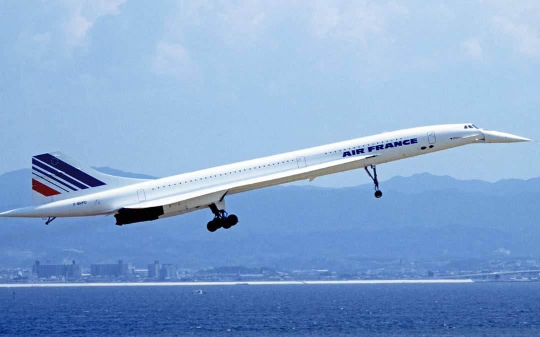 La Concorde: légende de l'aviation moderne – 1/2